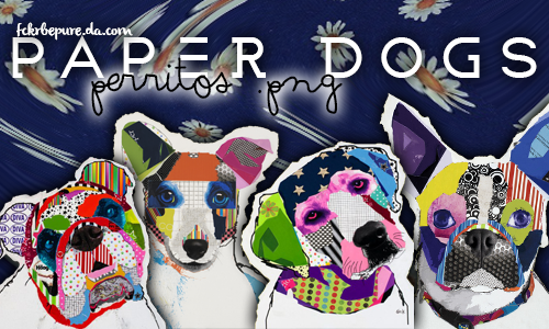 Puppies   pack .png by Fckrbepure