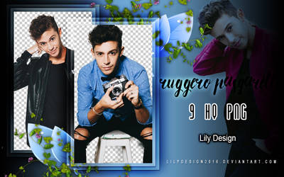 Png Pack #14 |Ruggero Pasquarelli by LilyDesign2016