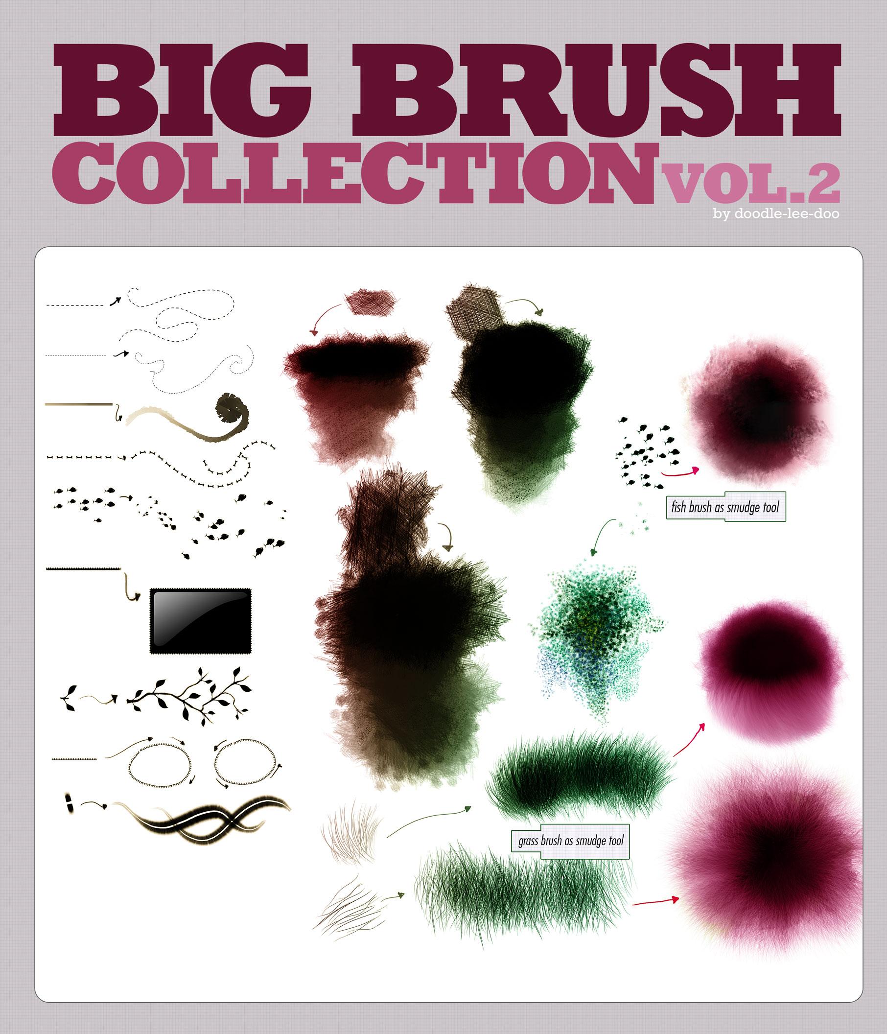 Big brush collection vol.2