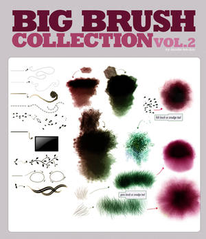 Big brush collection vol.2