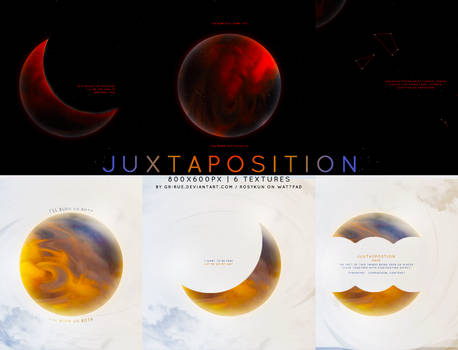 Juxtaposition Texture Pack by gr-rue