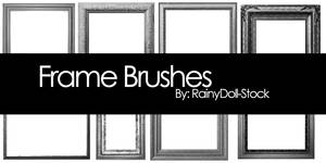 Frame Brushes