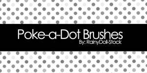 Poke-a-Dot Brushes