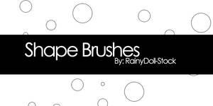 Shape Brushes