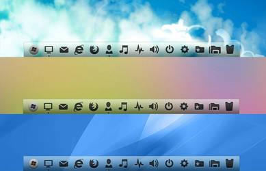 SoftGlass for Nexus Dock by Lukeedee