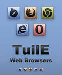 TuilE Icons - Web Browsers