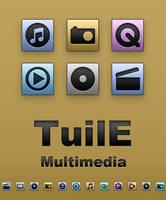 TuilE Icons - Multimedia by Lukeedee