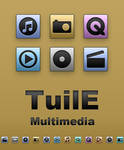 TuilE Icons - Multimedia