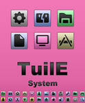 TuilE Icons - System