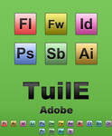 TuilE Icons - Adobe