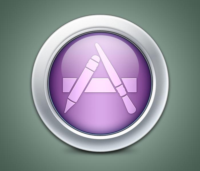 App Store Icon by Lukeedee