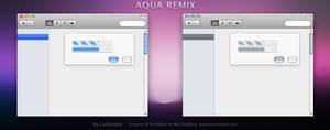 Aqua Remix SL theme