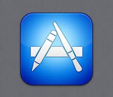 App Store - Flurry style by Lukeedee