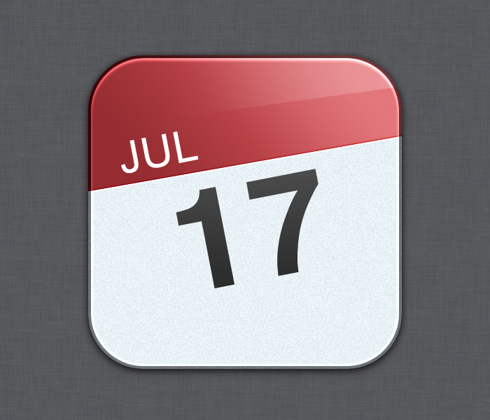 iCal - Flurry style