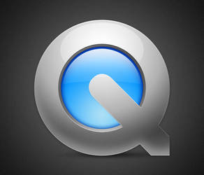 Quicktime Light icon