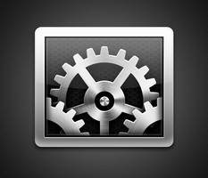 System Preferences icon by Lukeedee