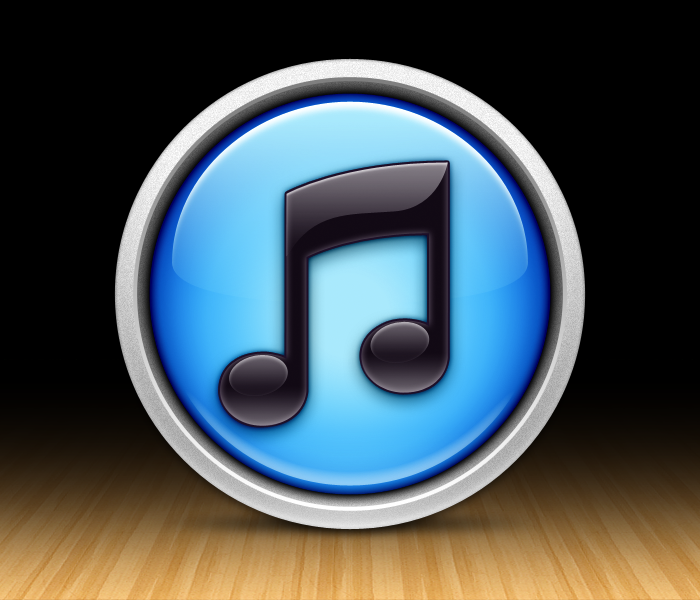 Aqua iTunes 11 by Lukeedee