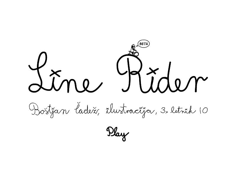line rider beta by fsk