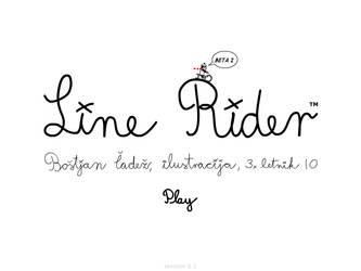 Line Rider - beta by fsk