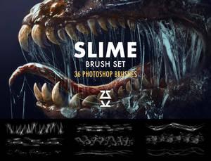 Slime Brush set