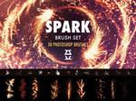 Spark Brush pack