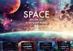 Space Brush Set