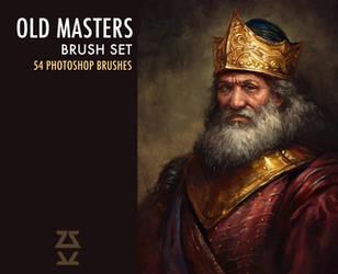 Old Masters Brush Set