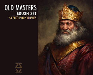 Old Masters Brush Set