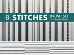 Stitches Brush Set