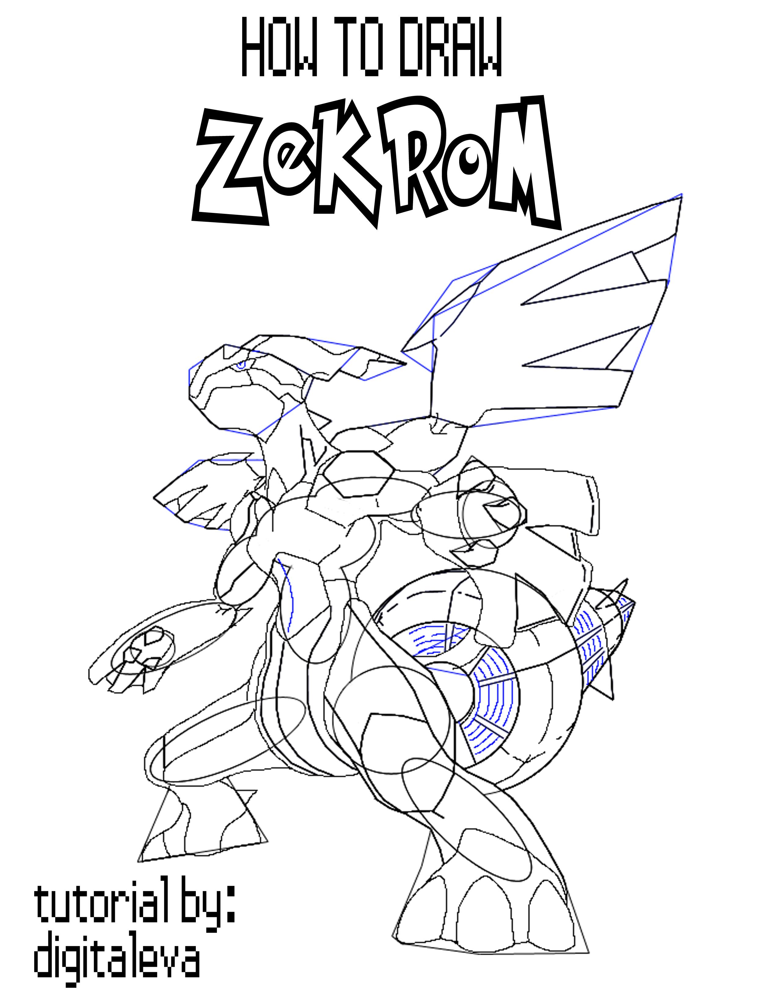 How to draw zekrom by digitaleva on deviantart how to draw zekrom by digitaleva how to draw zekrom by digitaleva ccuart Images