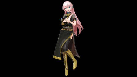 MMD - PDX Default Luka +DL by Nala-Chan-07