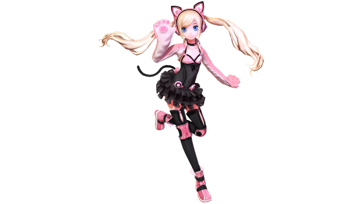 MMD - PDX Lucky Chloe - Special 925 Watchers DL by luiz7429