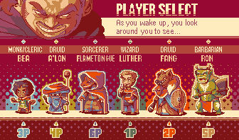 Player Select 2: The Sequeling