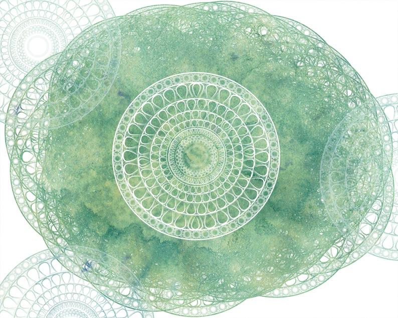 Rosette brush by Tori-Fan
