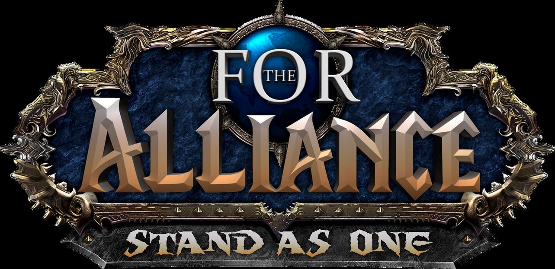 World Of Warcraft Wallpaper Bfa: WoW BFA Editable Logo By AnilCorn On DeviantArt