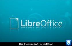 LibreOffice Splash KDE Style
