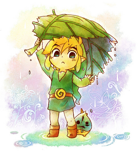 Toon Link X Reader REQUEST By Kandy0513 On