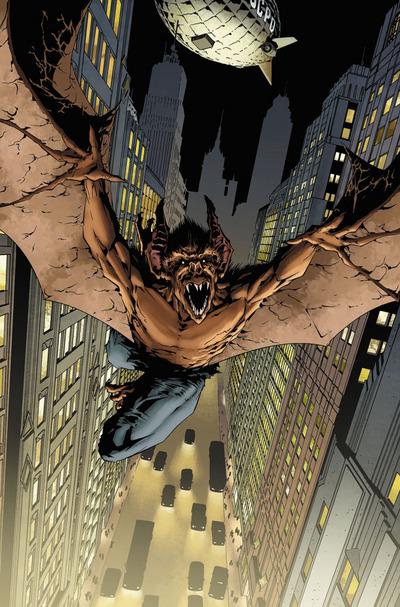 Ronin: Flight of the Man-Bat Revised Script by Dkalban