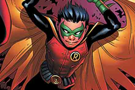 Batman: The Return of Damian Wayne, Part I by Dkalban