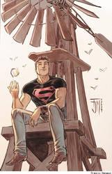 Superboy: Speaking For The Victim