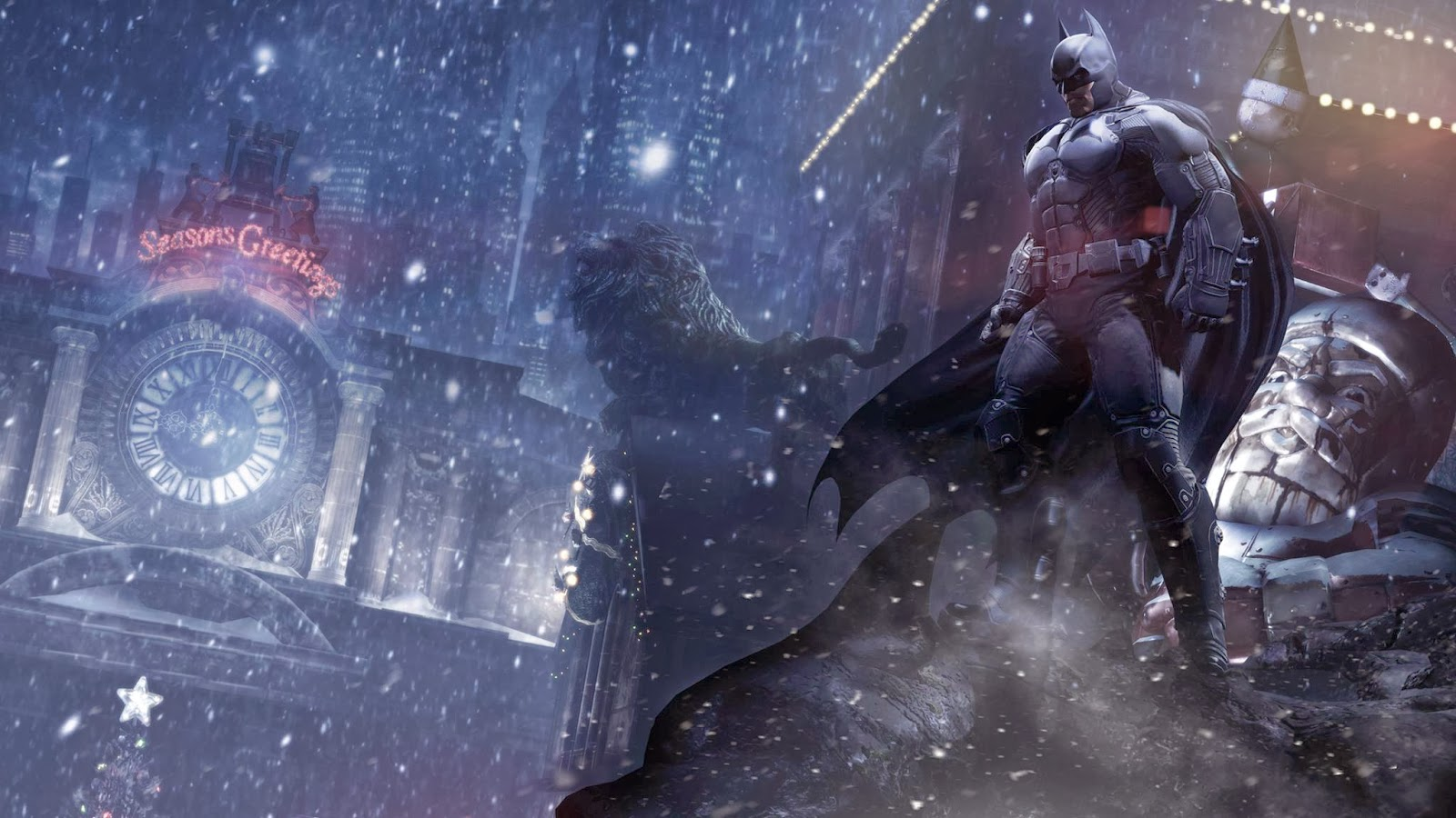 Batman Holiday Special 2013, Part II by Dkalban