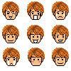Sengoku Emoticons by kanariya