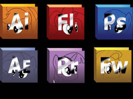 adobe pony icon pack