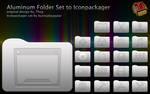 Aluminium Folder Set  to IP