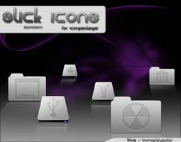 Slick Aluminium for IP by burnsplayguitar