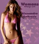 Alessandra Ambrosio - WP 5-7