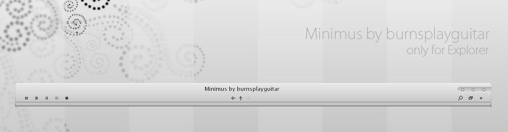 Minimus by burnsplayguitar