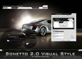 Sonetto 2.0 Visual Style by burnsplayguitar