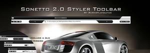 Sonetto 2.0 Styler toolbar