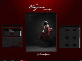 Ellegance Visual Style by burnsplayguitar